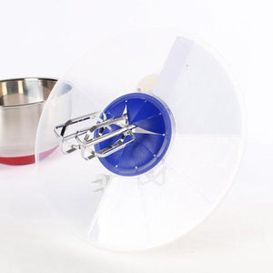 Splatter Shield Mixing Bowl