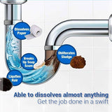 Strong Sink Drain Cleaner