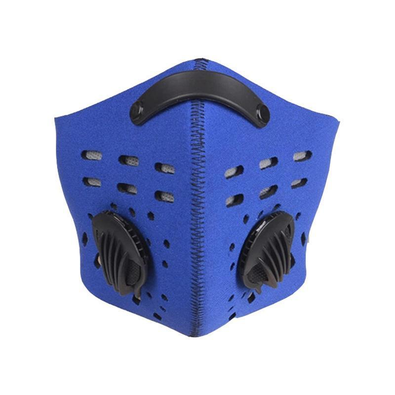 Training Carbon Filter Mask