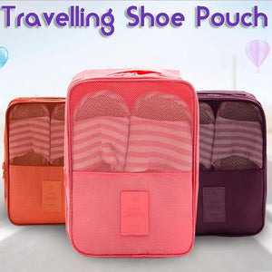 Travelling Shoe Pouch