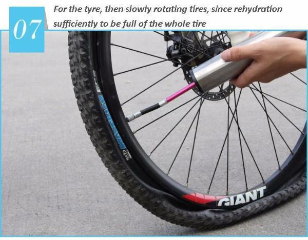 Tyre Sealer Protection Glue