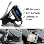 Universal Cradle Car Phone Clip