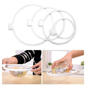 Vacuum Food Sealer Lid Stretch (4 Pcs In 1)