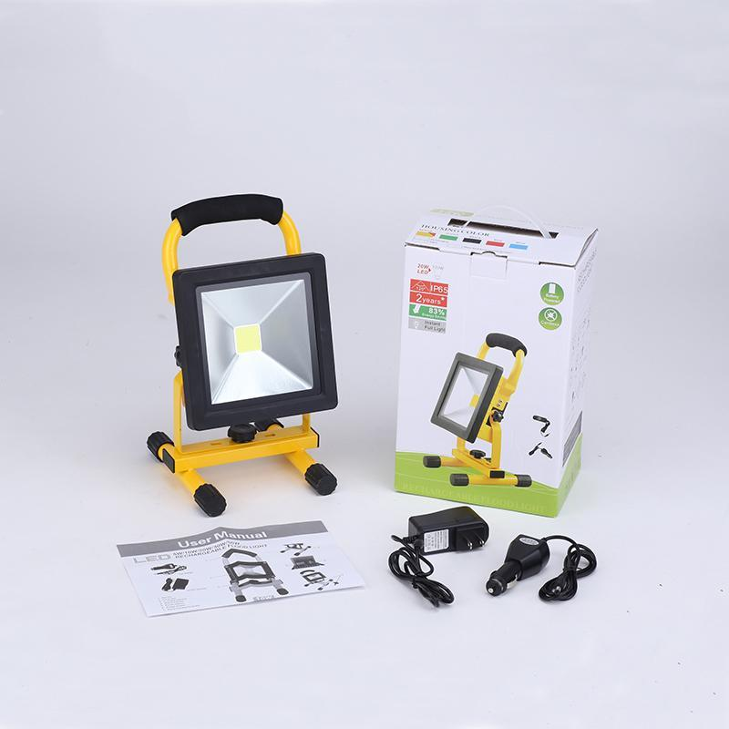 Waterproof Rechargeable Led Floodlight