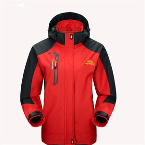 Windbreaker Outdoor Female Casual Hooded Jacket