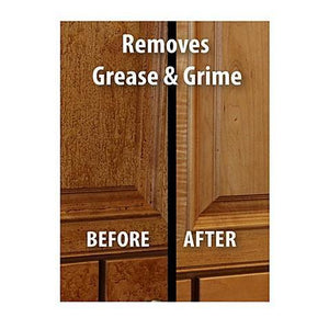 Wood Furniture Milk Grease