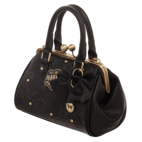 Westworld Mariposa Saloon Kiss Lock Handbag