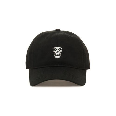 Premium Embroidered Misfits Dad Hat - Baseball Cap with Adjustable Closure