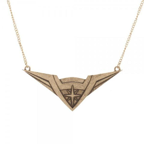 Wonder Woman Tiara Necklace