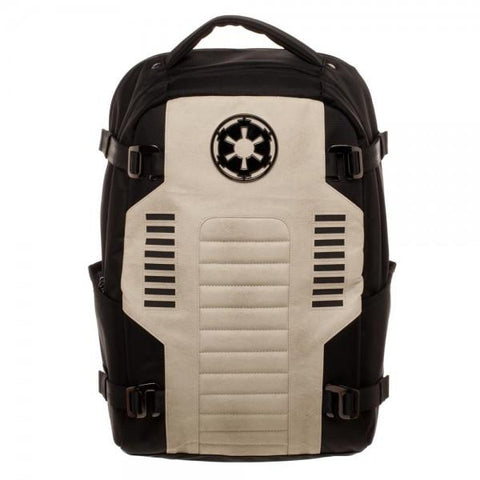Star Wars Imperial Sandtrooper Built Backpack