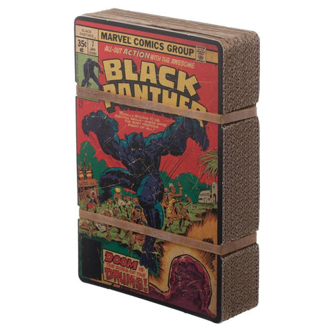 Marvel Black Panther Corrugated Boxed T-Shirt