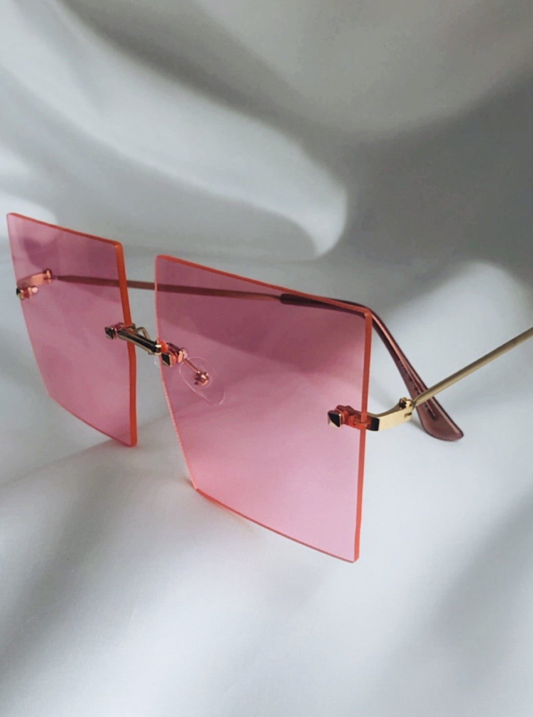 Oversized Square Sunglasses (+ colors)