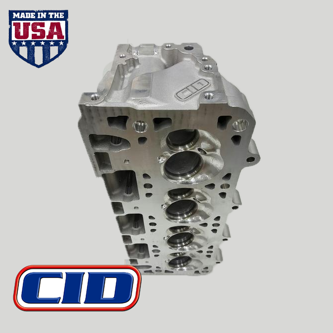 Manufactured In Ohio Usa The Cid Gen V Lt Bolt Cylinder Heads Are The Worlds First Aftermarket Gen V Lt Cylinder Heads