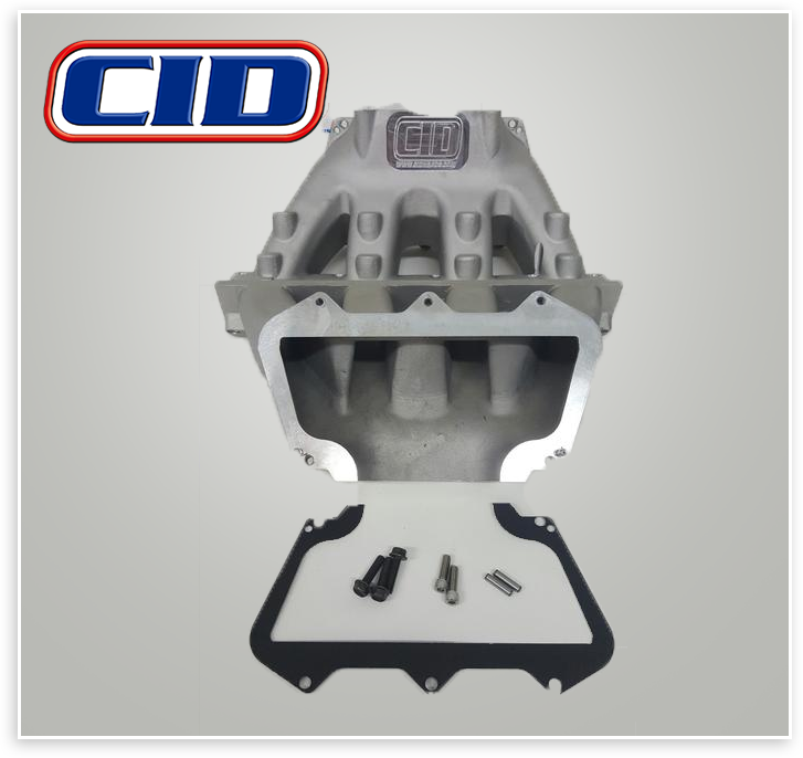 LS7 & LS3 Intake Manifolds – CID Heads - Competition