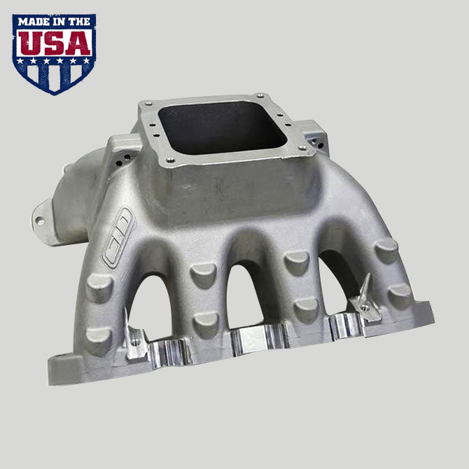 Lt1 Heads Dyno: Small Block Ford SC1, GV2, D3 Race Intake Manifold