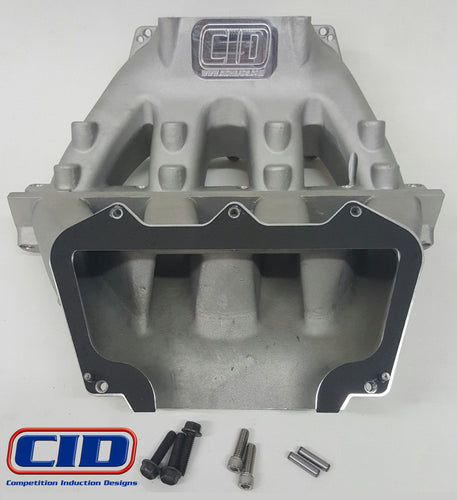 LS3 Intake Manifold by CID Heads  Suited to engines making