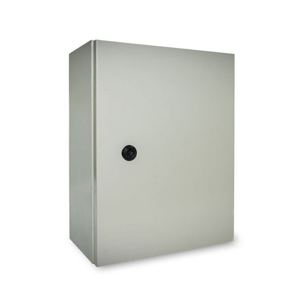 Alfanar Metal Enclosure Box Ip65 800X600X200Mm With Metal Plate - MBENERGY STOCK