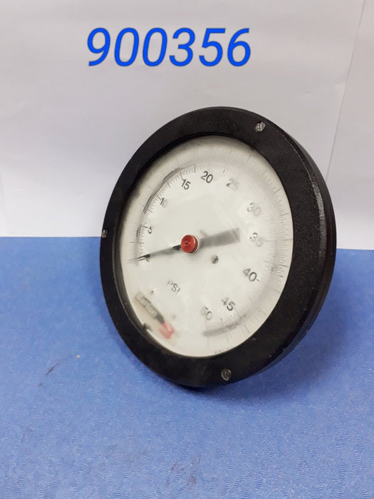 "Barton Dp Indicator Model 227, 6"" Swp 1500 Psi,Dp Range:(0-25 Psi), - MBENERGY STOCK"