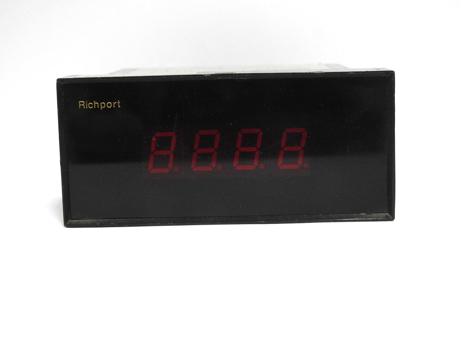 Richport Digital Panel Meter (Old) Model#:Dpm-100P