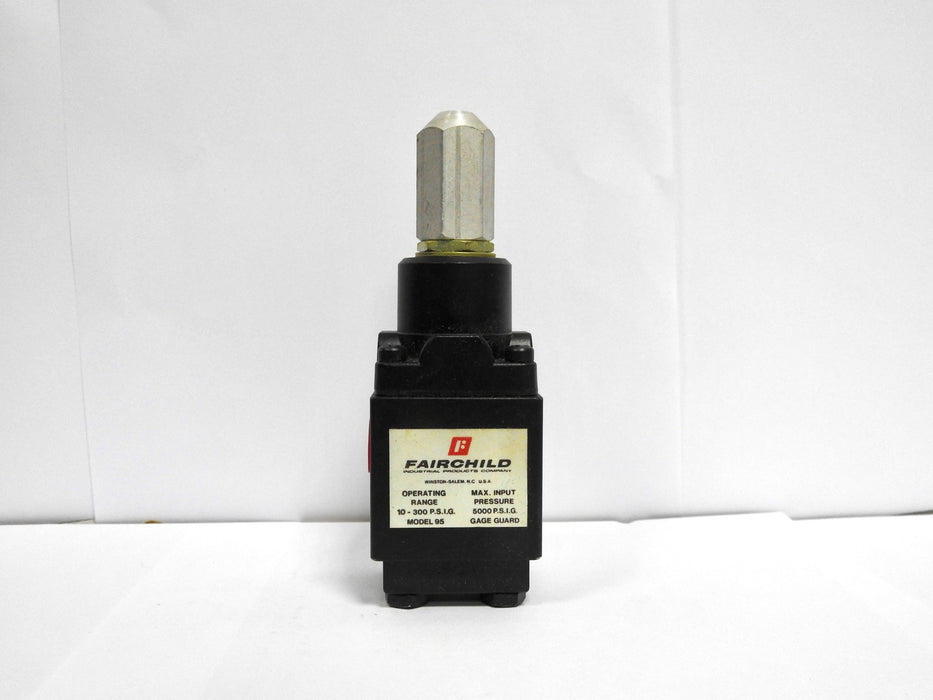 Fairchild Pneumatic Pressure Regulator,10/300Psi - MBENERGY STOCK