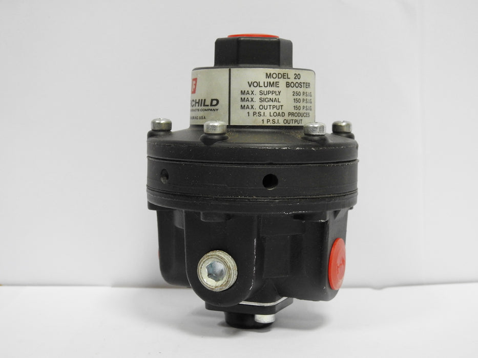 Fairchild Pneumatic Pressure Regulator,250Psi - MBENERGY STOCK
