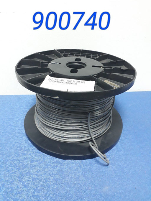 Communication Cable 1P, 22Awg, Os, Line Level Analog Audio (Gry)... Cable Assy. (1000Ft.=305Meters) - MBENERGY STOCK