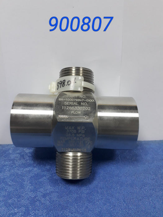 Barton Assy Flow Meter,1X1In,Bf Series,Ind,2Pu@180 - MBENERGY STOCK