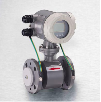 Electro-Magnetic Water Meter