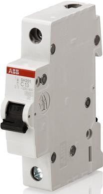 ABB MCB 10A SP C-CURVE 6KV - MBENERGY STOCK