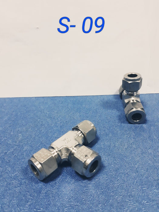 Equal Tee Coupling T-Fitting - MBENERGY STOCK
