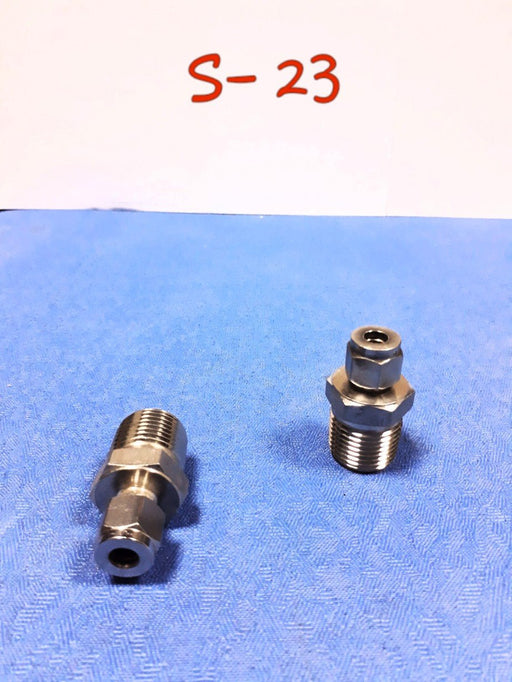 Fitting, Coupling Tube Fitting (Medium) - MBENERGY STOCK