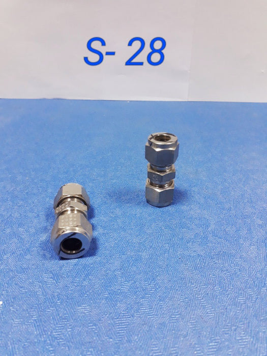 Fitting, Coupling Tube Fitting (Small) - MBENERGY STOCK