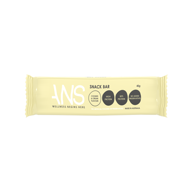 COOKIES & CREAM PROTEIN BAR - ANS Group's Online Shop