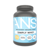 ANS SIMPLY WHEY - VANILLA 2KG - ANS Group's Online Shop