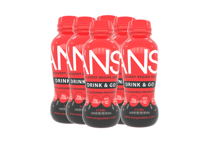 BERRY DRINK AND GO PROTEIN SHAKE - ANS Group's Online Shop