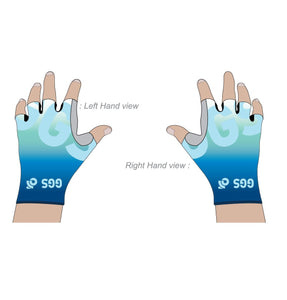 Glove (2019 Racing Blue)
