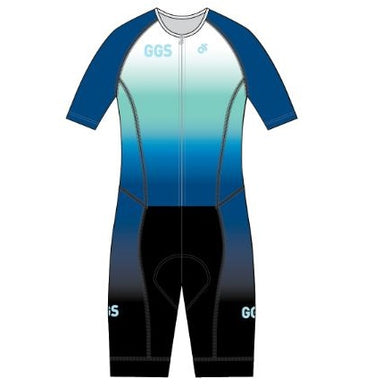 Triathlon - Aero Lite Trisuit (2019 Racing Blue)