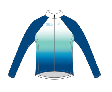 Cycling - Tech Wind Jacket (2019 Racing Blue)