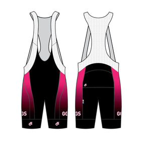 Cycling - Apex bib short (2019 Racing Pink)