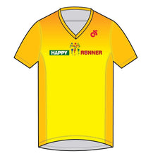 Men's Apex Run Top (Yellow)