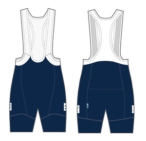 Adult Bib Short -  GGS Navy