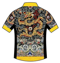 Dragon Robe Jersey (Black)