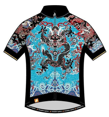 Dragon Robe Jersey (Blue)