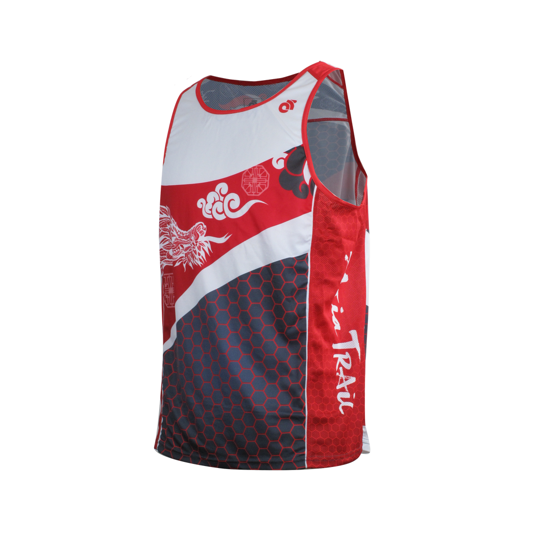 Apex Men's Run Singlet