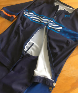 Short Sleeve Performance Skinsuit