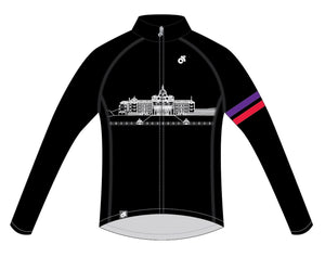 Long Sleeve Tech Summer Jersey (Black design)