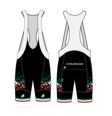 Performance bib shorts
