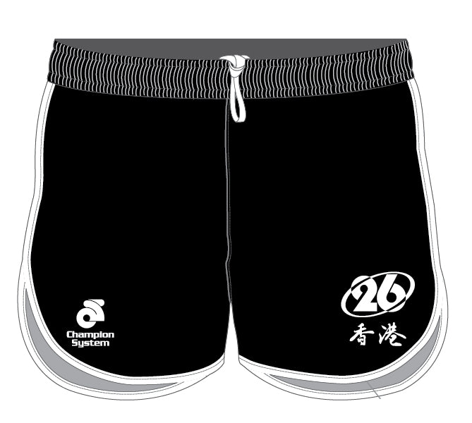 Kids Race Shorts