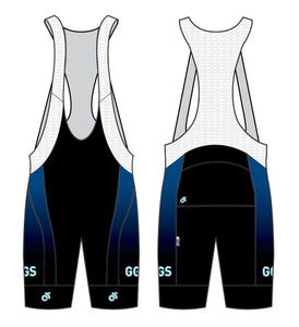 Cycling - Apex bib short (2019 Racing Blue)