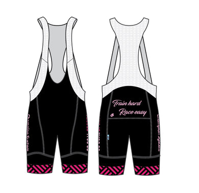 Cycling - Performance bib short (2020 Pink)